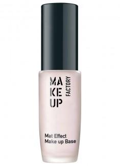 Основа под макияж  Полупрозрачный розовый MAKE UP FACTORY