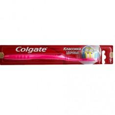 Колгейт Зубная щетка Классика Плюс/Классика здоровья мягкая COLGATE