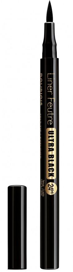 BOURJOIS Подводка-фломастер для век 41 / Liner Feutre Ultra Black