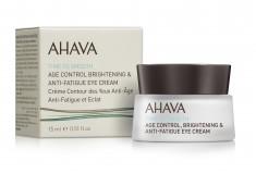 AHAVA Крем замедляющий возрастные изменения, придающий сияние и снимающий признаки утомления для век / Time To Smooth 15 мл