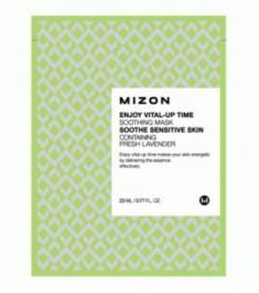 Тканевая маска успокаивающая MIZON Enjoy Vital-Up Time Soothing Mask 23мл