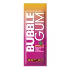 Soleo, Бронзатор для загара Bubble gum, 15 мл