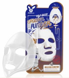 Маска тканевая с EGF ELIZAVECCA EGF deep power ringer mask pack 23 мл.