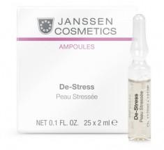JANSSEN COSMETICS Концентрат ампульный Антистресс / De-stress SKIN EXCEL 1*2 мл