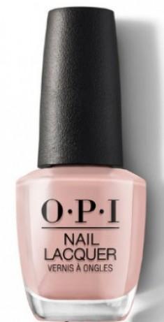 Лак для ногтей OPI Peru Machu Peach-u NLP36