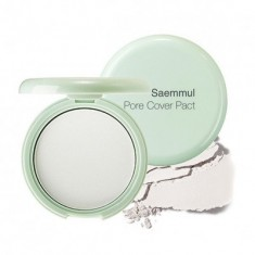 Пудра компактная THE SAEM Saemmul Perfect Pore Pact 12гр