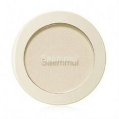 Румяна THE SAEM Saemmul Single Blusher GD01 Gold Volume Light 5гр