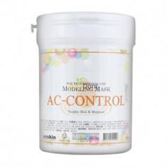 Маска альгинатная для проблемной кожи с акне Anskin AC Control Modeling Mask 240г