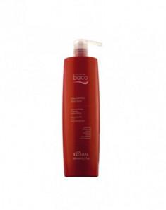 Шампунь с гидролизатами шелка и кератином Kaaral Baco color collection Colorpro Shampoo 1000мл