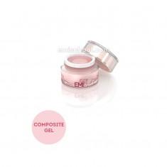 E.mi, composite gel, сверхпрочный запечатывающий гель для натуральных ногтей, 5 г