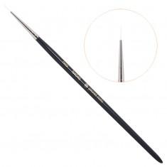 Planet nails, кисть для дизайна, волосок, №00, 4646.00