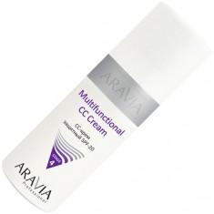Aravia professional multifunctional cc-cream cc-крем защитный spf-20 150 мл