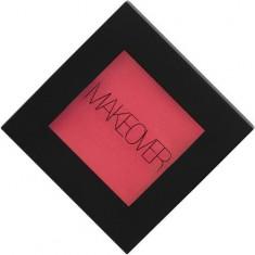 Makeover, single blush, румяна для лица, amour, 4,5 г