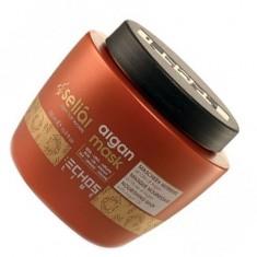 Echos line with argan oil маска с маслом аргании питательная 500мл. ECHOSLINE