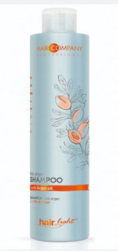 Шампунь с био маслом Арганы Hair Company HAIR LIGHT BIO ARGAN Shampoo 250мл