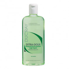 Шампунь защитный, для частого применения Ducray Extra-doux Shampooing dermo-protecteur 400 мл