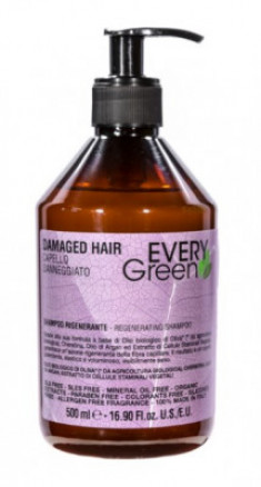 Шампунь для поврежденных волос Dikson DAMAGED HAIR SHAMPOO RIGENERANTE 500мл