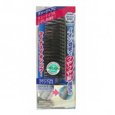щетка складная с отрицательно заряженными ионами vess secion brush