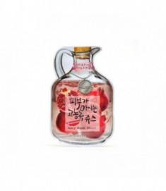 Маска тканевая с гранатом Baviphat Pomegranate Juicy Mask Sheet Lifting & Bright 23г