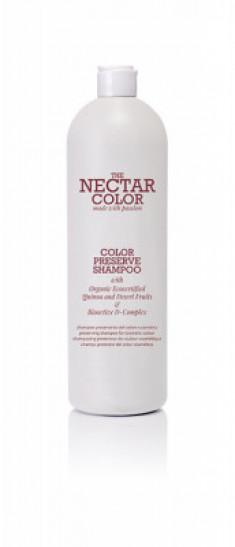 Шампунь для окрашенных волос NOOK Color Preserve Shampoo 1000мл