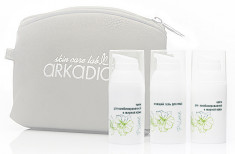 ARKADIA Набор базовый для жирной и комбинированной кожи 3*30 мл