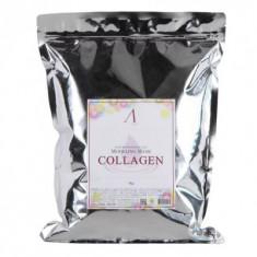 Маска альгинатная с коллагеном укрепляющая Anskin Collagen Modeling Mask 1кг