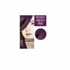 Краска для волос на фруктовой основе Welcos Fruits Wax Pearl Hair Color #55 60мл*60гр