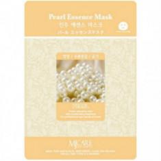 Маска тканевая жемчуг Mijin Pearl Essence Mask 23гр