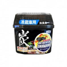 Nagara Древесный уголь для устранения запаха в холодильнике, 160 гр