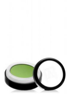 Тени-румяна прессованые Make-Up Atelier Paris Intense Eyeshadow PR086 №86 зеленое золото