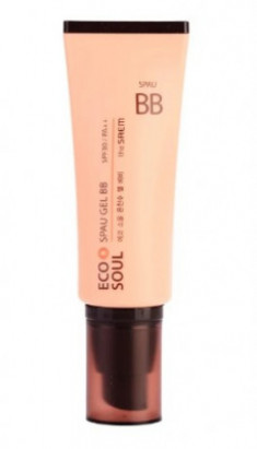 BB-крем гелевый Eco Soul Spau Gel BB 02 Natural Beige 40мл The Saem