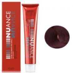 Punti Di Vista Nuance Hair Color Cream With Ceramide - Крем-краска для волос с керамидами, тон 5.5, 100 мл