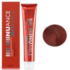 Punti Di Vista Nuance Hair Color Cream With Ceramide - Крем-краска для волос с керамидами, тон 7.4, 100 мл