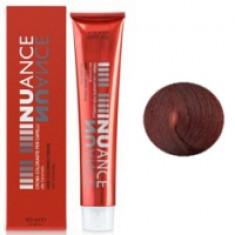 Punti Di Vista Nuance Hair Color Cream With Ceramide - Крем-краска для волос с керамидами, тон 6.4, 100 мл