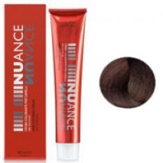 Punti Di Vista Nuance Hair Color Cream With Ceramide - Крем-краска для волос с керамидами, тон 4, 100 мл