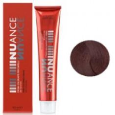 Punti Di Vista Nuance Hair Color Cream With Ceramide - Крем-краска для волос с керамидами, тон 5.4, 100 мл