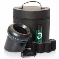 CLOUD NINE Система инновационная для создания объема волос / C9 TheO Set with black case