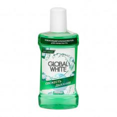 Global white Ополаскиватель освежающий Олива и петрушка 300мл