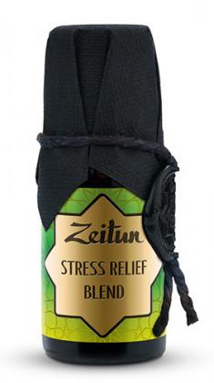 ZEITUN Смесь эфирных масел антистрессовая 10 мл