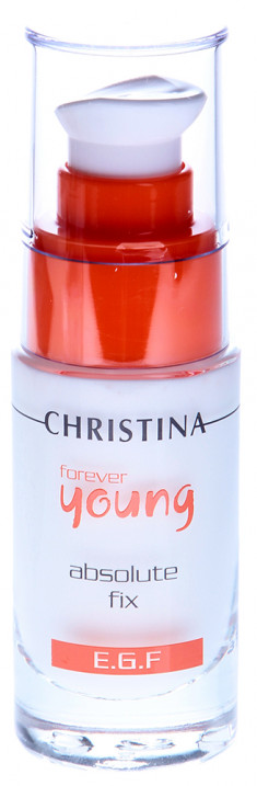 CHRISTINA Сыворотка от мимических морщин Абсолют Фикс / ABSOLUTE FIX EXPRESSION-LINE REDUCING SERUM FOREVER YOUNG 30 мл