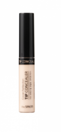 Консилер THE SAEM Cover Perfection Tip Concealer 0.5 Ice Beige 6,5гр