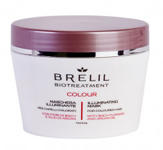 BRELIL PROFESSIONAL Маска для окрашенных волос / BIOTREATMENT Colour 220 мл