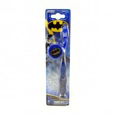 Batman Toothbrush with cap Travel Kit Детская зубная щетка с защитным колпачком