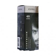Estel, Набор для камуфляжа волос Alpha Homme 4/0
