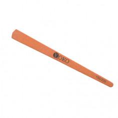 YOKO, Пилка оранжевая, тонкая, 150/220