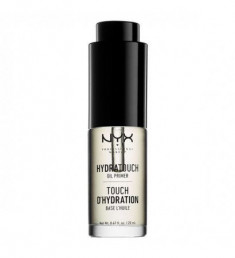 NYX PROFESSIONAL MAKEUP Увлажняющий праймер-масло для лица Hydra Touch Oil Primer 01