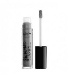 NYX PROFESSIONAL MAKEUP Шиммер для губ Shimmer Down Lip Veil-goth Love 10