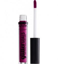 NYX PROFESSIONAL MAKEUP Жидкая помада с глиттером Glitter Goals Liquid Lipstick - X Infinity 05