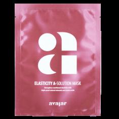 Маска тканевая для повышения эластичности кожи Avajar Elasticity A-Solution Mask 25г*10шт
