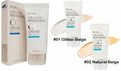 СС-крем осветляющий 3W CLINIC Crystal Whitening CC Cream SPF50+/PA+++ #1